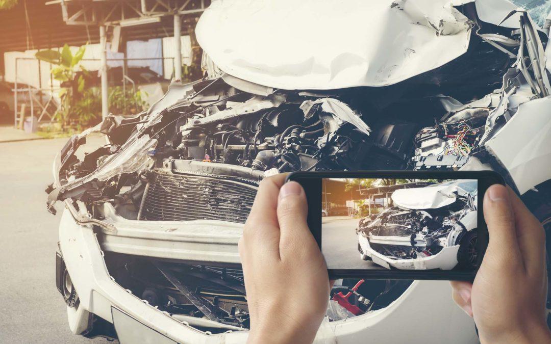 Odszkodowanie za wypadek drogowy o wysokości £5750