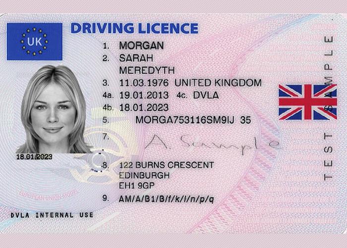 Brexit - brytyjskie prawo jazdy