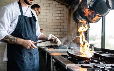 Wypadki w kuchni a odszkodowanie